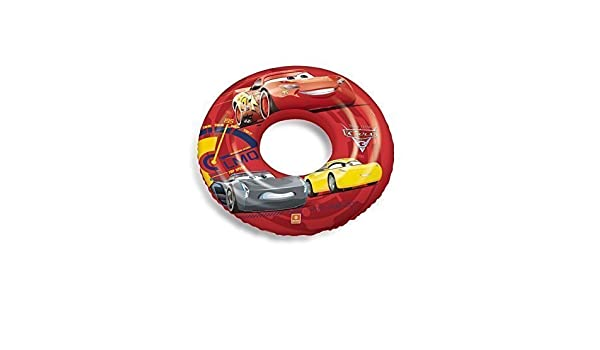 lively moments Inflable Flotador / Anillo Inflable / Flotador Disney Pixar - Cars 3 con Rayo Mcqueen: Amazon.es: Juguetes y juegos