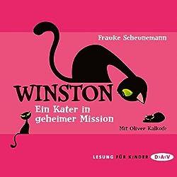 Ein Kater in geheimer Mission (Winston 1)