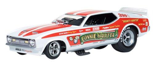 1/18 1972 Connie Kalitta Bounty Hunter マスタングファニーカー Legends of 1/4 mile(レッド×ホワイト) AW1111