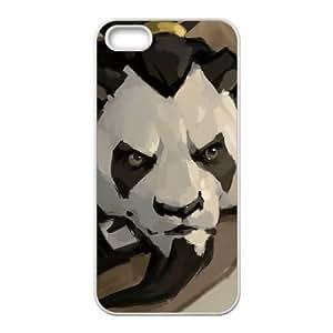 iphone5 5s phone case White Shaohao World of Warcraft WOW KKD7826100