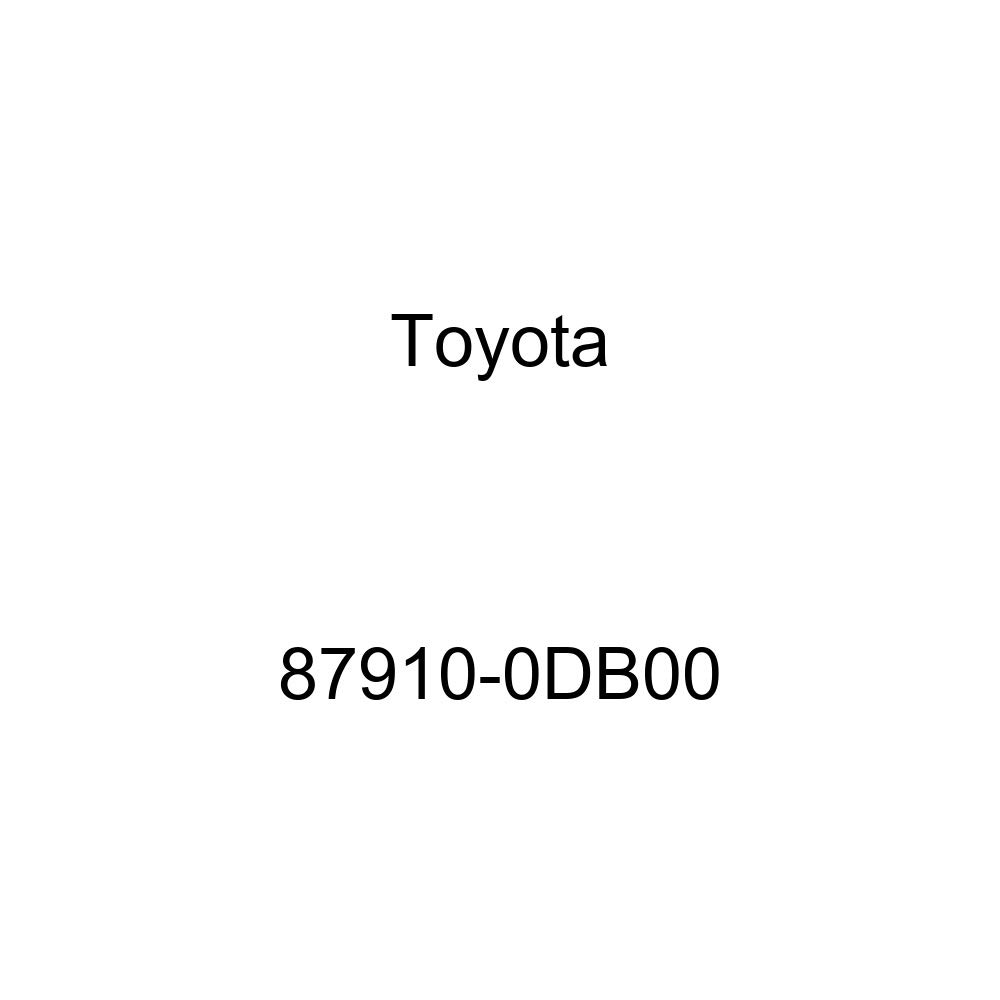 Genuine Toyota 87910-0DB00 Rear View Mirror Assembly