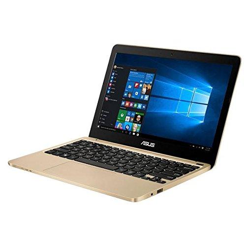 ASUS 11.6型 ベーシックモバイルノートブック VivoBook ゴールド E200HA-8350G