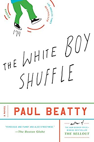 book cover of The White Boy Shuffle