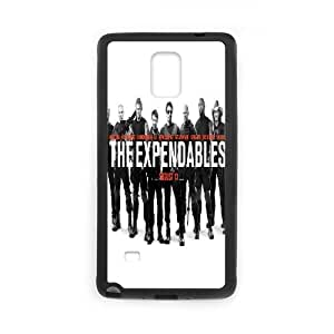 The Expendables Samsung Galaxy Note 4 Cell Phone Case Black Z0005646