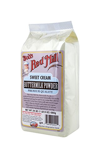 Bob's Red Mill Sweet Cream Buttermilk Milk Powder, 24-ounce by Bob's Red Mill (Image #4)