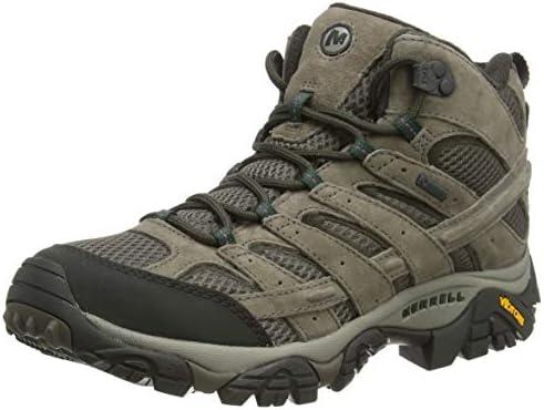 Magnifier Bottes de randonn/ée imperm/éables pour Hommes en Plein air antid/érapantes l/ég/ères /à Lacets Bottines de randonn/ée Trekking Alpinisme Chaussures de Sentier,A,39