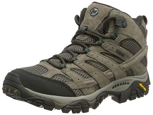 Merrell Men's High Rise Hiking Boots, 8 US