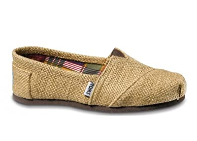 TOMS Women's Classic Woven Slip-on