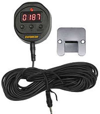 Seco-Larm Enforcer Door Entry Alert Digital Counter (E-931ACC-CQ) ()