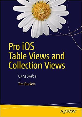 Kostenlose ibook-Downloads für das iPhone Pro iOS Table Views and Collection Views: Using Swift 2 by Tim Duckett PDF iBook PDB
