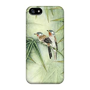 Durable Case For The Iphone 5/5s- Eco-friendly Retail Packaging(asian Art22)