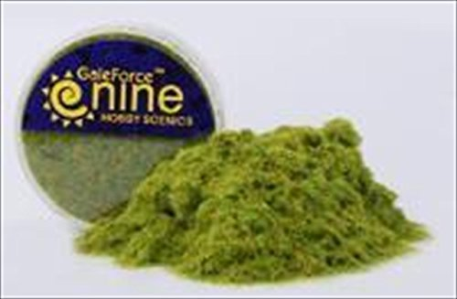 - Gale Force Nine Miniatures Tools: Hobby Round Green Static Grass