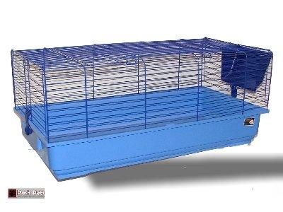 Interior Jaula para Conejos grande Frankie 80 cm XL Hutch Pen ...