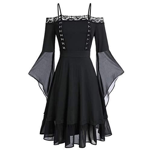 para Mujer Vestido Vintage Informal de Mujer Calabaza ...
