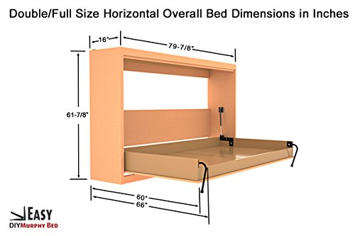 How To Build A Murphy Bed Kit