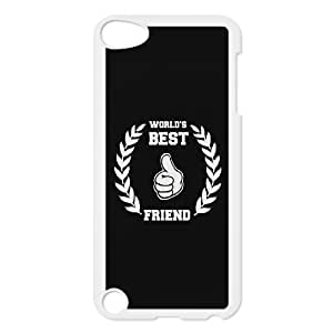 GTROCG BIG SIS LIL SIS World?¡¥s BFF Matching Dangerously Best Friend Phone Case For Ipod Touch 5 [Pattern-5]