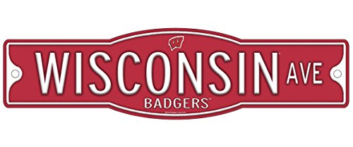 Wisconsin Badgers Ncaa Wall - Wisconsin Badgers 4
