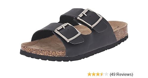 89ccd7536477 Amazon.com   Madden Girl Women's Pleaase Flat Sandal   Sandals
