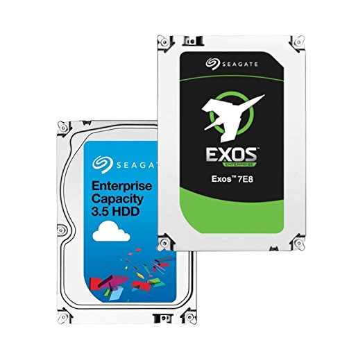 Seagate Exos 7E8 | ST8000NM0075 | 8TB 7200 RPM SAS 12Gb/s 256MB Cache | 512e | Internal Hard Disk Drive