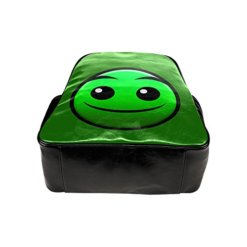 sljd Unisex Normal geometría Dash Icon Emoji negro elegante ...