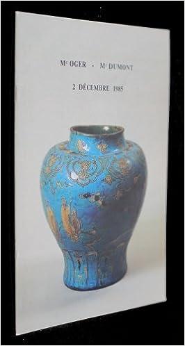 Livre gratuits en ligne Armes anciennes - beaux bijoux - Objets de vitrine - Argenterie ancienne et moderne - Art d'Extrême-Orient (vente aux enchères Nouveau Drouot, 2 décembre 1985) pdf