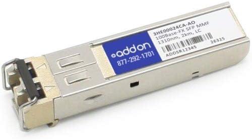 Addon 3HE00024CA-AO ALCATEL 3HE00024CA COMP XCVR TAA 100BASE-FX LC 1310NM 2KM SFP