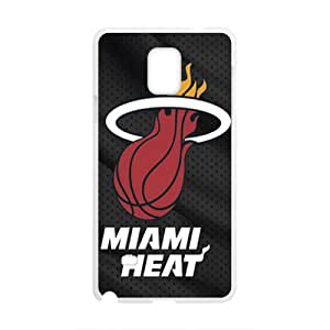 miami heat Phone Case for Samsung Galaxy Note4