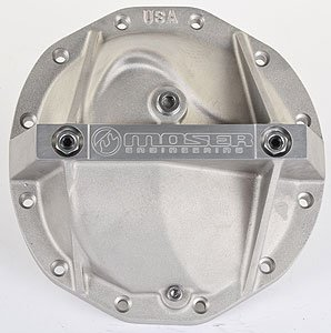 Moser Engineering 7110 Aluminum Rear Differential Cover for 12 Bolt GM Rear End by Moser Engineering (Image #5)