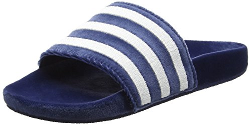 Adilette Slides Navy adidas Originals Blue Mens 5 US10 Originals adidas Mens 7wZq0pX