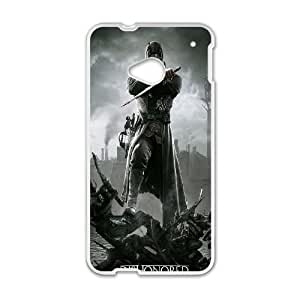 Dishonoerd HTC One M7 Cell Phone Case White toy pxf005_5805484