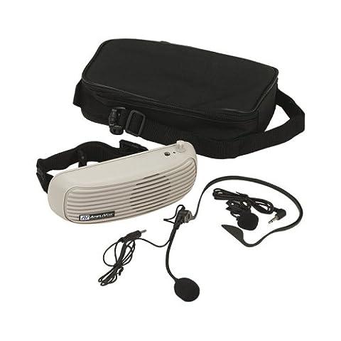 JAYBRAKE S206 Amplivox S206 Beltblaster Personal Waistband Amplifier - Amplivox Personal Amplifier