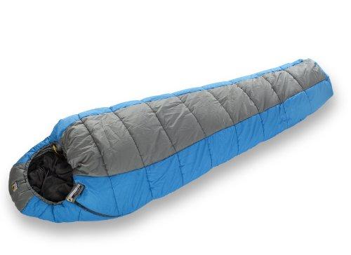 Mountainsmith Kenosha 20-Degree Synthetic Sleeping Bag (Lotus Blue), Outdoor Stuffs