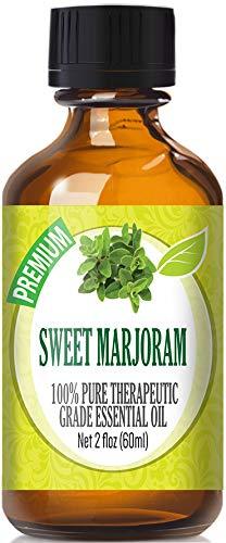 Sweet Marjoram (60ml) 100% Pure, Best Therapeutic Grade Essential Oil - 60ml / 2 (oz) Ounces ()