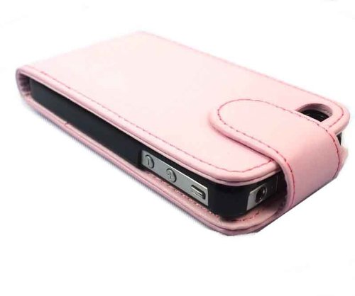 Apple iPhone 6/6s Light Pink Flip Premium PU Leather Case Cover For Apple iPhone 6/6s by G4GADGET®