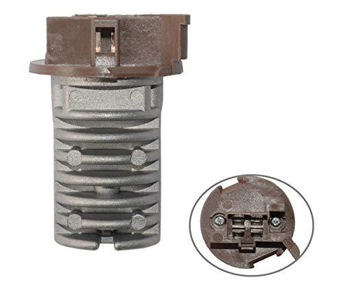 Rear A/C Heater Blower Motor Resistor RU364 ()