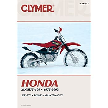 amazon com service manual honda cr125 92 97 cr250r 92 96 rh amazon com 1989 honda cr125 service manual 1989 honda cr125r service manual