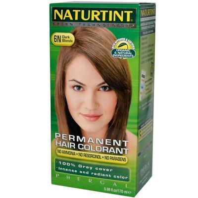 Naturtint - Permanent Hair Colorant - Light Chestnut Brown, 5N, 5.98 fl oz ( Multi-Pack) by Naturtint