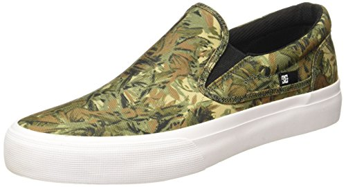 DC Shoes Trase Slip-On SP Camo
