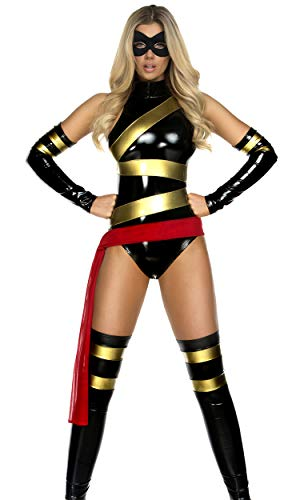 Haute Hero Sexy Costume -