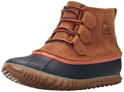 Sorel Women's Out N about Snow Boot, Brown, 8.5 B US by SOREL
