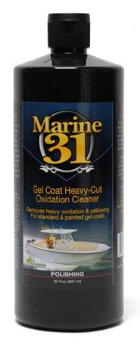 Gel Coat Cleaner - Marine 31 Gel Coat Heavy-Cut Oxidation Cleaner 32 oz.