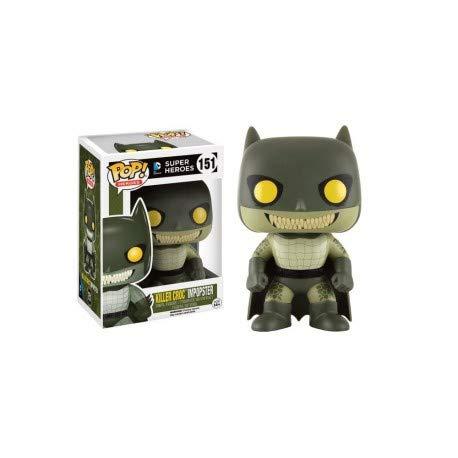 Funko POP! HEROES: BATMAN - KILLER CROC IMPOPSTER #151 VINYL ()