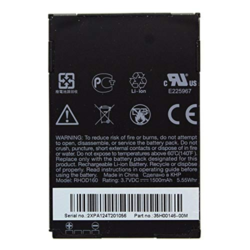 NEW OEM HTC Evo Shift 4G RHOD160 35H00146-00M 35H00146-01M BATTERY (Htc Evos)