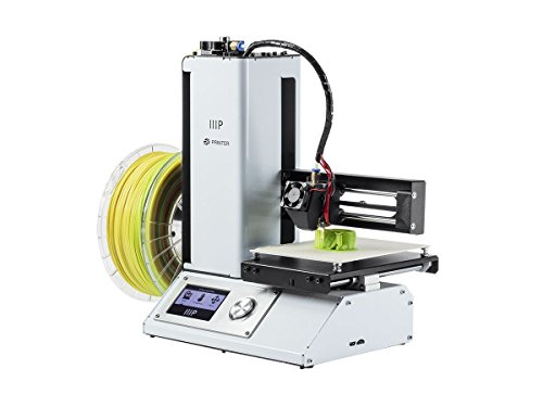 Monoprice Select Mini 3D Printer with Heated Build Plate, Includes Micro SD Card and Sample PLA Filament - 115365
