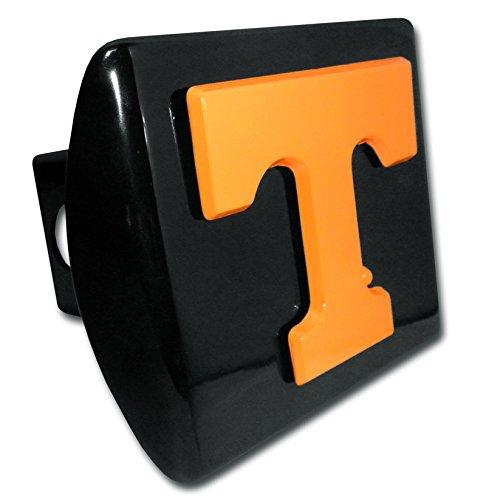 Tennessee orange METAL T emblem black METAL Hitch Cover AMG