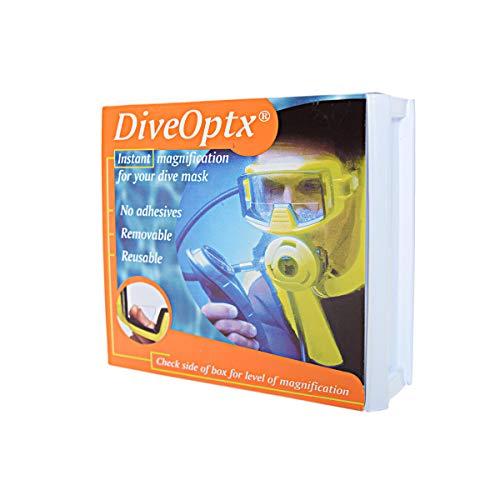 Trident Dive Optx Scuba Mask Magnification Lenses