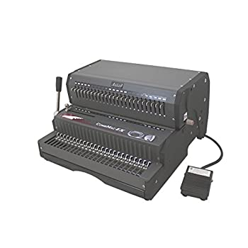Image of Akiles CombMac-EX24 Binding Machine Electric