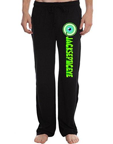 RBST Men's jacksepticeye_badge Lounge Pajama Pants