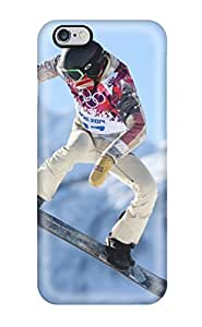 New Arrival Shaun White Snowboarding For Iphone 6 Plus Case Cover