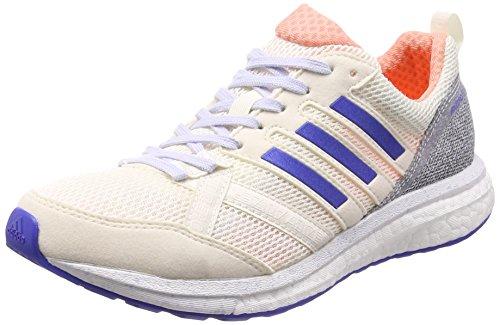 owhite hirblu Adidas 9 Tempo De hirblu owhite hireor Running Chaussures Hireor Adizero Orange Femme 6qv6wCU